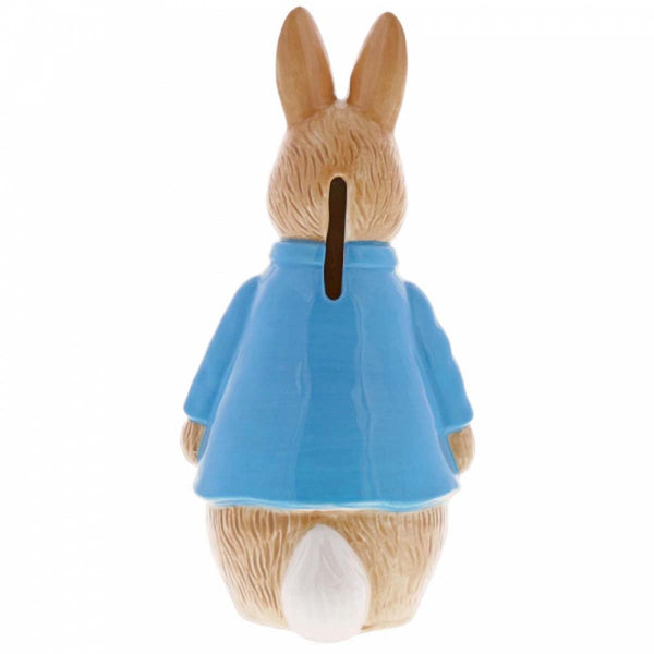 Beatrix Potter  PETER RABBIT MONEY BANK A29292