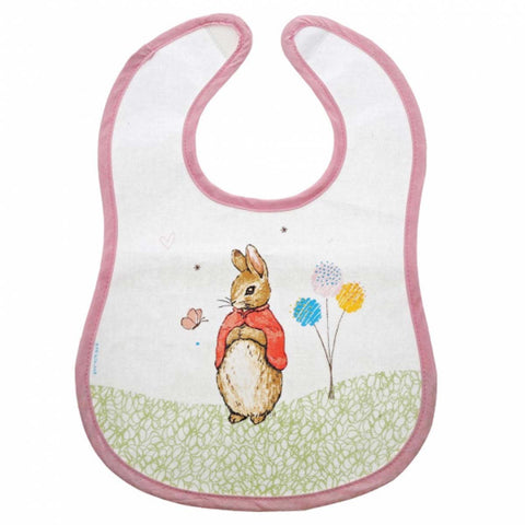 Beatrix Potter FLOPSY CHILDRENS BIB A29311