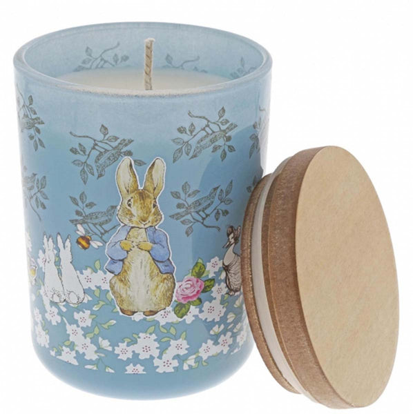 Beatrix Potter PETER RABBIT CANDLE A29414