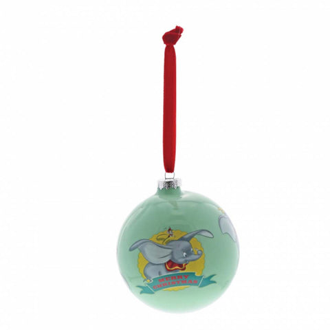 Disney Enchanting DUMBO FIRST CHRISTMAS BAUBLE  A29720