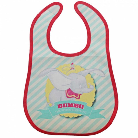 Disney Enchanting DUMBO BIB SET OF 2  A29722