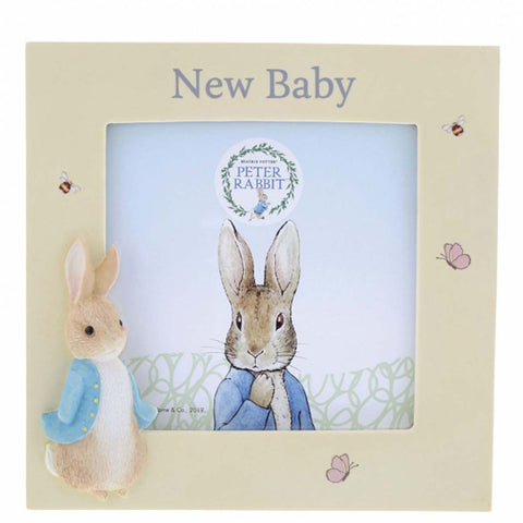 Beatrix Potter PETER NEW BABY PHOTO FRAME A29831