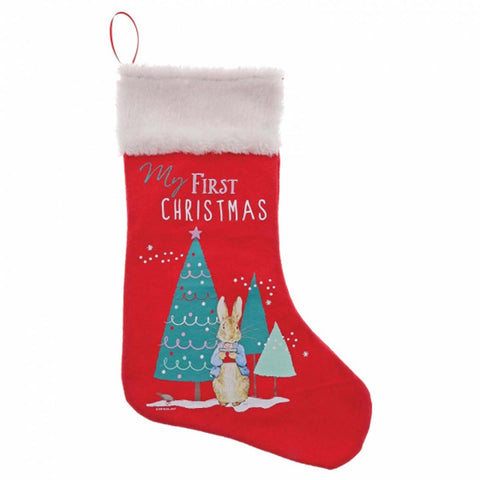 Beatrix Potter  PETER RABBIT MY 1ST STOCKING A29914