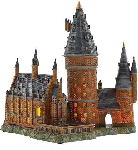 Harry Potter Village by D56 HOGWARTS GREAT HALL AND TOWER  A29970