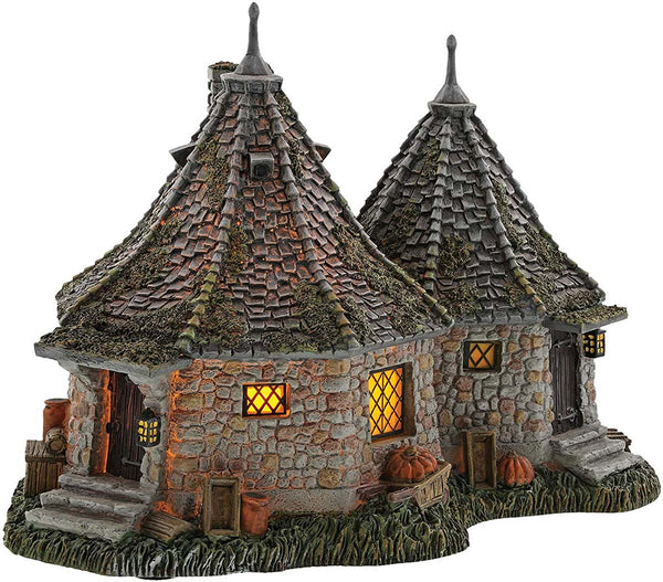 Harry Potter Village by D56 HAGRID'S HUT  A29971
