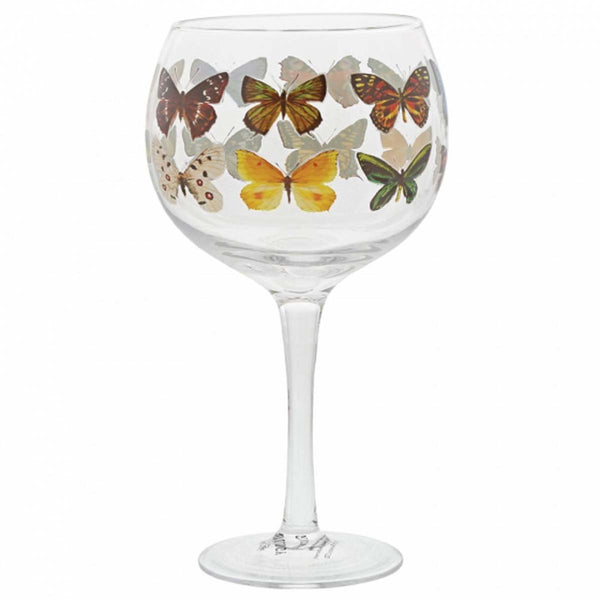 Ginology BUTTERFLIES COPA GIN GLASS A30184