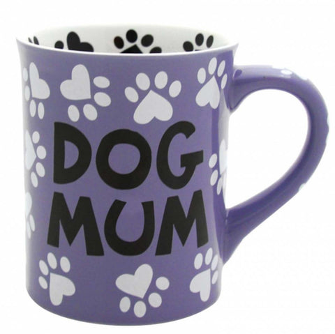 Our Name Is Mud DOG MUM MUG A30329