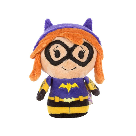Batgirl Super Hero Girls Itty Bitty Beanie Soft Toy 12cm
