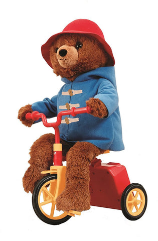 Rainbow Designs Cycling Paddington Bear