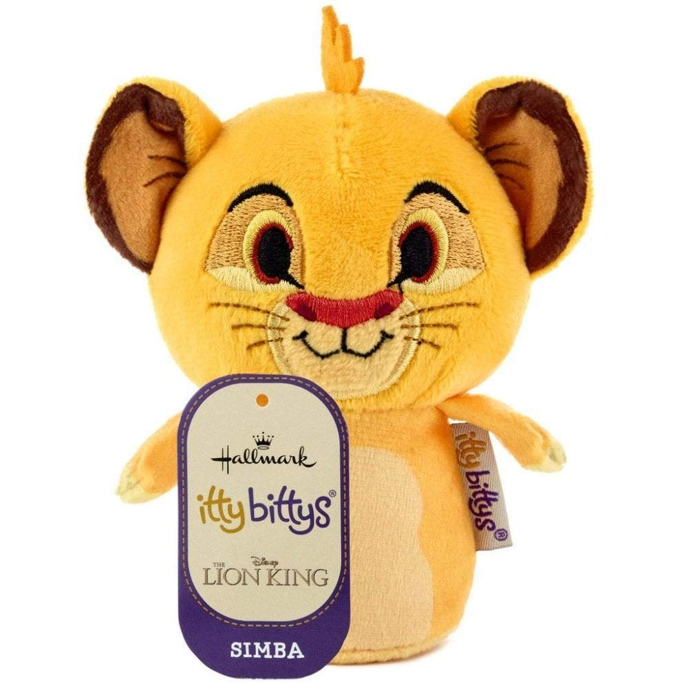 Disney The Lion King Itty Bitty Simba 11cm