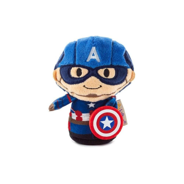 Hallmark Marvel Captain America Itty Bitty (Second in Series)