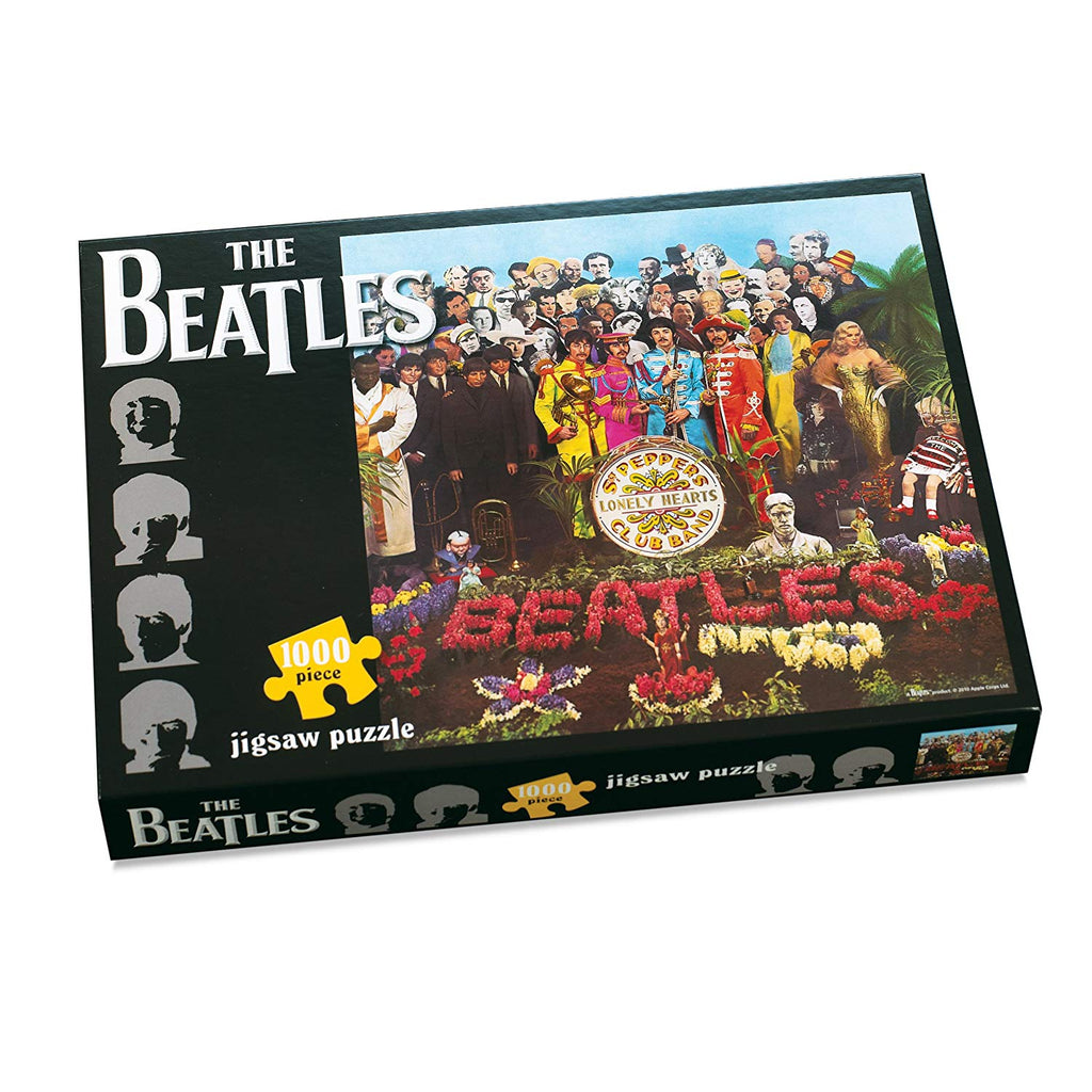 The Beatles Sergeant Pepper 1000Pc Jigsaw Puzzle