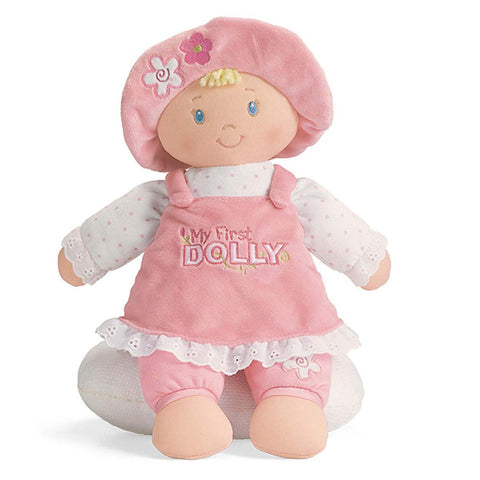 Gund Baby MY FIRST DOLLY - BLONDE 6052808