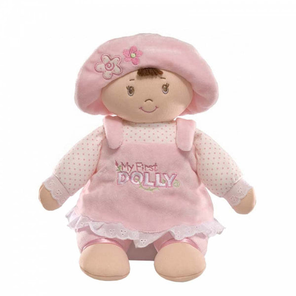 Gund Baby MY 1ST DOLLY BRUNETTE 6055528