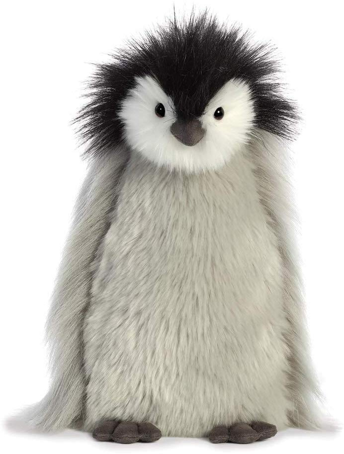 Aurora Luxe Boutique, Milly The Baby Emperor Penguin 11in, Soft Toy