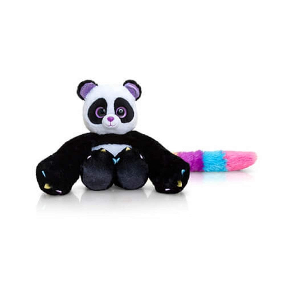 Huggems Bella Panda 25cm Plush Soft Cuddly Toy Small