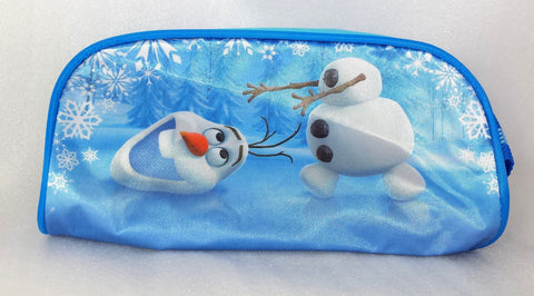 Disney Frozen Olaf Single Zip Pencil Case