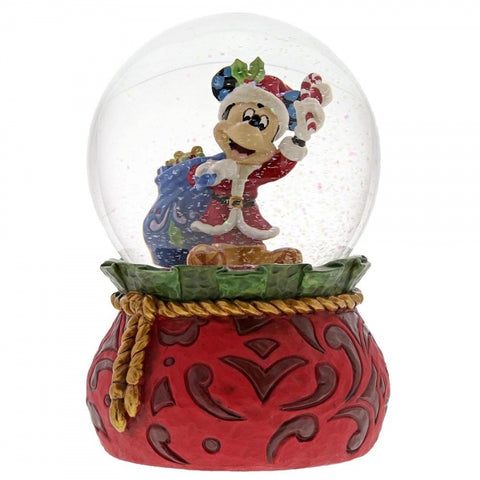 Disney Bringing Holiday Cheer (Santa Mickey Mouse Waterball)