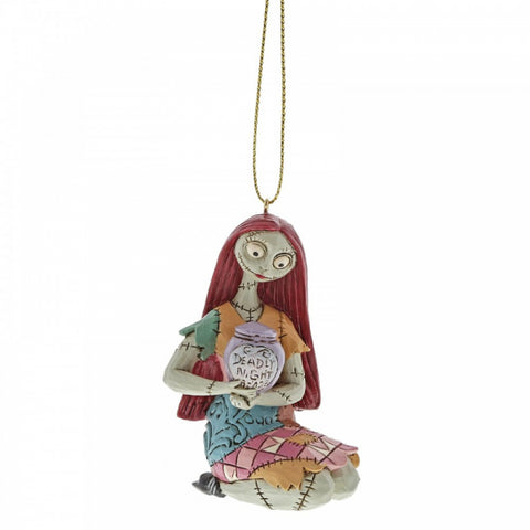 Nightmare Before Christmas Sally Hanging Ornament A30353 NEW