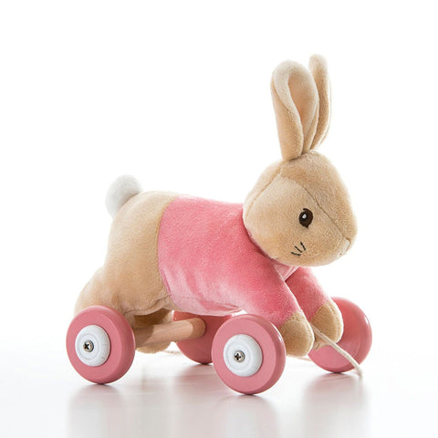 Beatrix Potter Flopsy Bunny Pull Along Toy