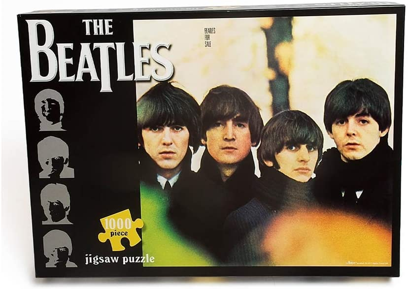 Beatles for Sale Puzzle (1000 Pieces) by Paul Lamond