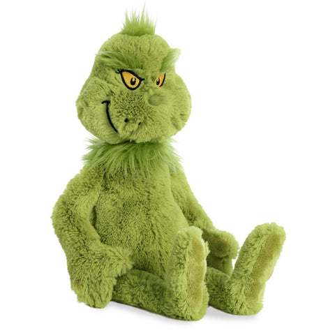 Dr Seusss The Grinch Soft Toy 18 Inch by Aurora