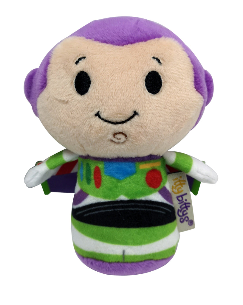 Disney Toy Story Itty Bitty Buzz Soft Toy 11cm