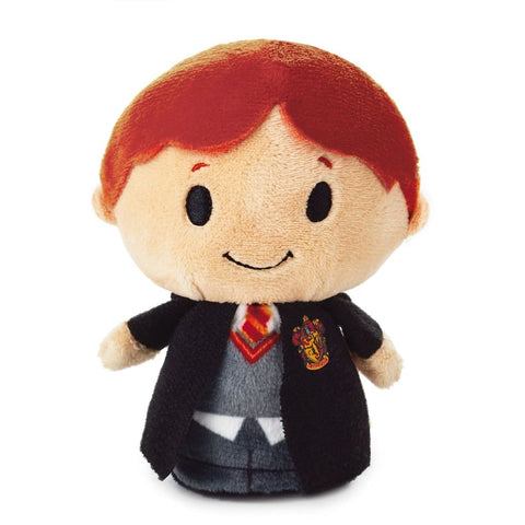 Hallmark Harry Potter Ron Weasley Itty Bitty New 11cm