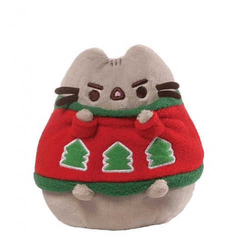 Pusheen Christmas Holiday Sweater 11.5cm