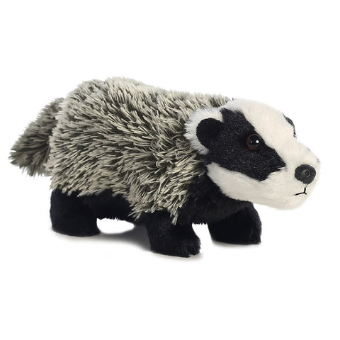 Aurora Badger Mini Flopsies Plush Toy