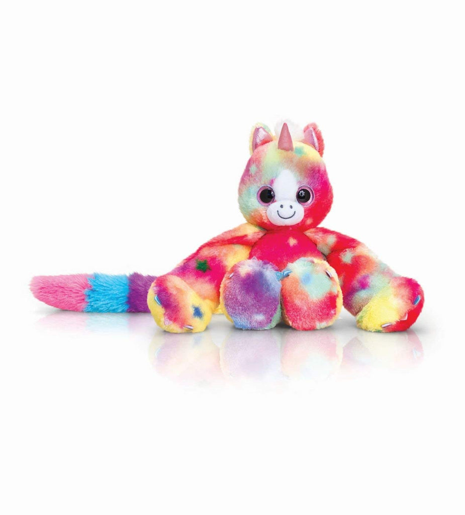 Keel Toys Huggems Freya Unicorn 35cm Plush Soft Cuddly Toy Large