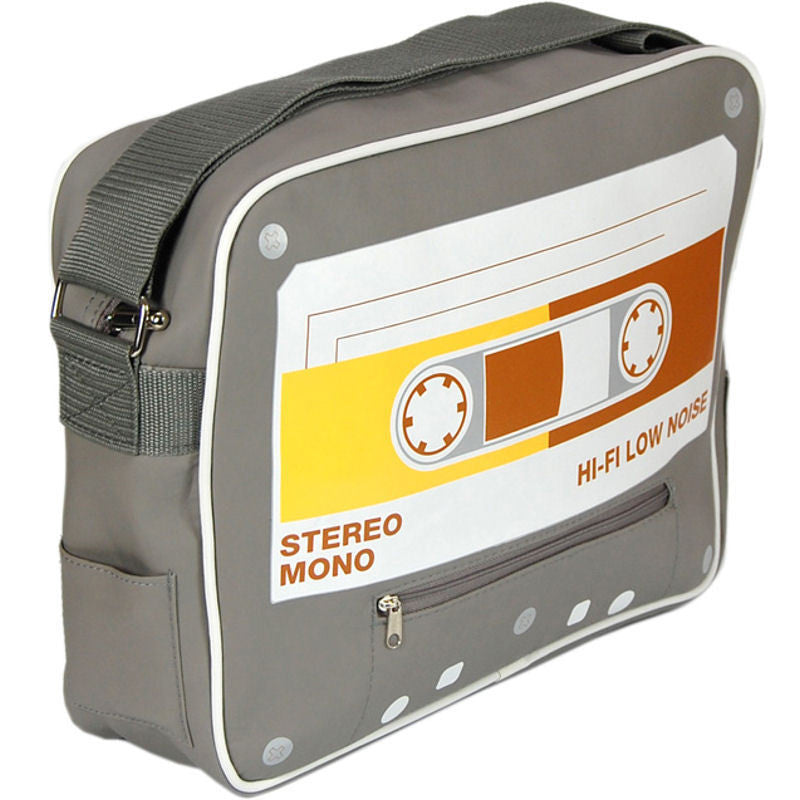 Audio Cassette Tape Sports/ Shoulder Bag