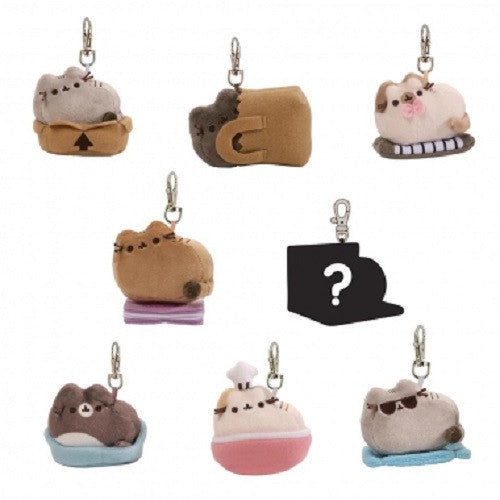 Pusheen Surprise Series 3 Places Cats Sit