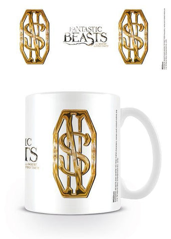 Fantastic Beasts Symbol Ceramic Mug