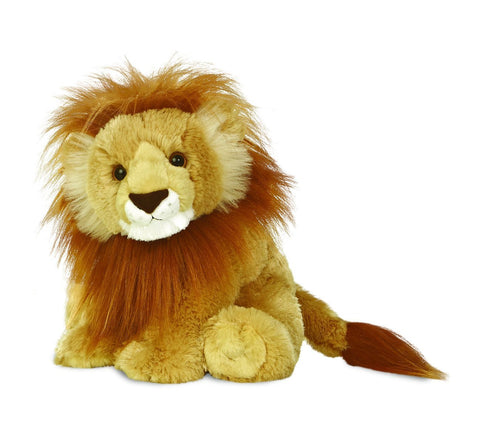 Aurora Destination Nation Lion Soft Toy 28cm