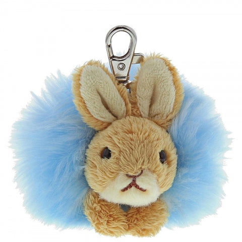 Peter Rabbit Pom Pom Bag Clip