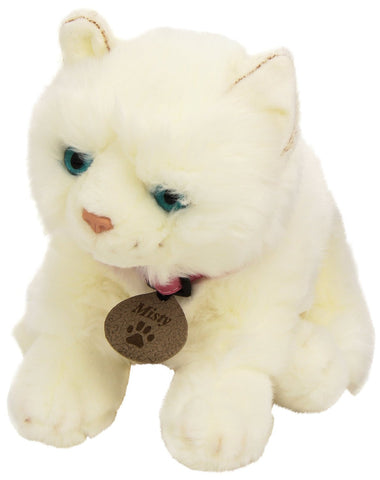 Keel Toys Misty White Cat 30cm