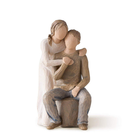 Willow Tree Figurine You And Me 26439 17cm