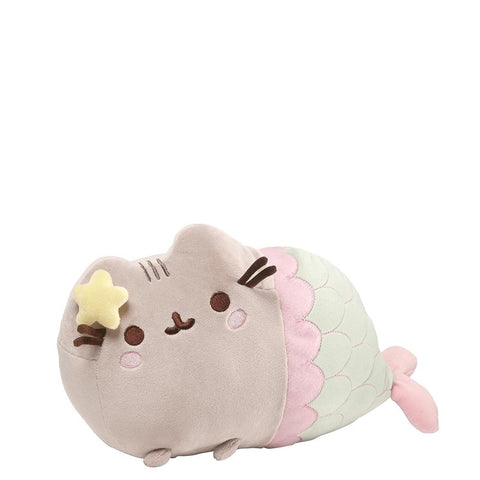 Pusheen Mermaid Soft Toy 18.5cm