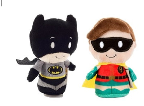 DC Comics Hallmark Batman and Robin Itty Bitty