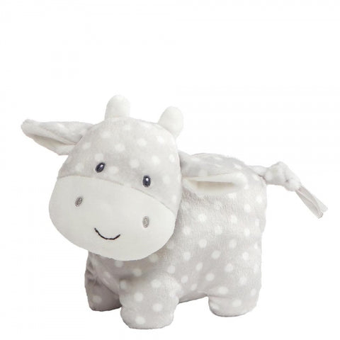Baby Gund Roly Poly Soft Plush Toy Cow 15cm