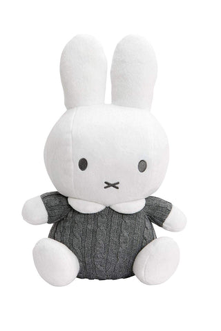 Miffy Grey Soft Toy 32cm