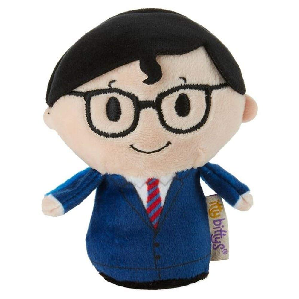 Clark Kent as Superman DC Comics Itty Bitty Soft Toy NEW