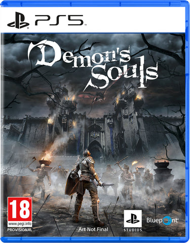 Demon Souls Sony PlayStation 5 Game PS5 Pre Order 19/11/20