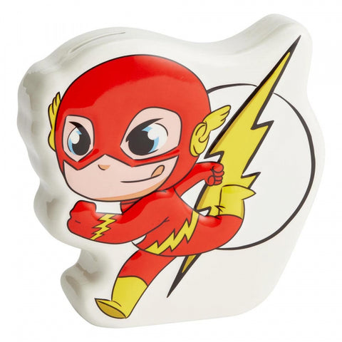 DC Comics The Flash Money Bank