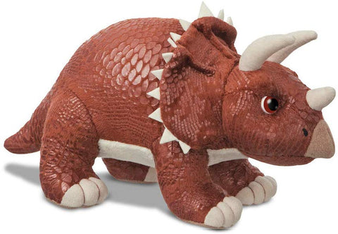 Aurora Dinosaur Roar - STOMP THE TRICERATOPS 61233 Plush 30cm