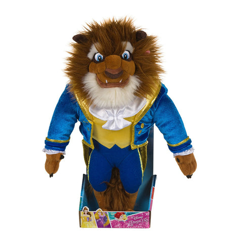 Disney Beauty and the Beast - The Beast Soft Toy 25cm
