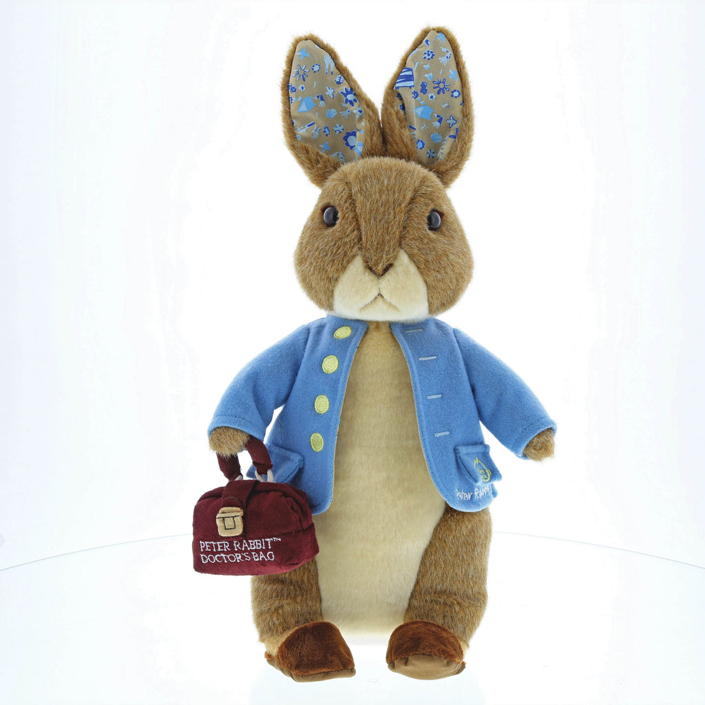 Great Ormond Street Peter Rabbit with Doctors Bag Limited Edition 30cm