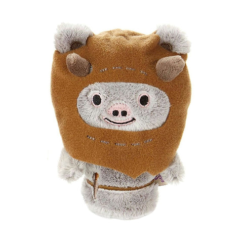 Chief Chirpa Star Wars Itty Bitty Beanie Soft Toy 12cm