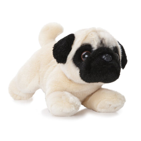 Aurora luv to Cuddle Pug Soft Toy 28cm